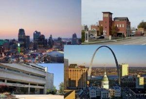 missouri cities bail bonds service