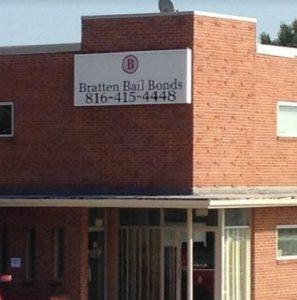 Bratten Bail Bonds building